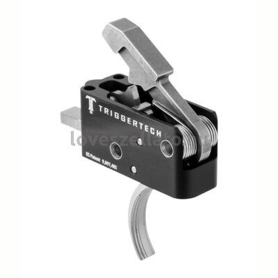 TriggerTech TT-AR15 fix 3.5 fontos elsütőszerkezet - Curved Stainless