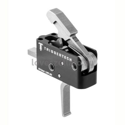 TriggerTech TT-AR15 fix 3.5 fontos elsütőszerkezet - Flat Stainless