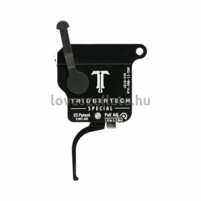 TriggerTech Special Remington 700 elsütőszerkezet - Flat Black